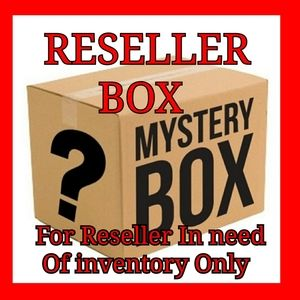 Mystery Box RESELLER ONLY 7 pcs Inventory